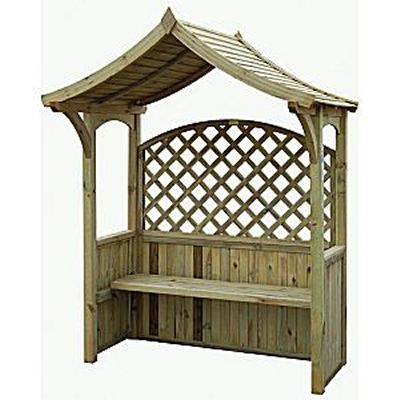 Rowlinson Party Wooden Arbour