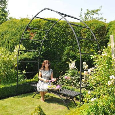 English Garden Arches Best Garden Arches 2017