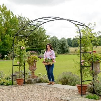 Harrod Ellipse Garden Arch