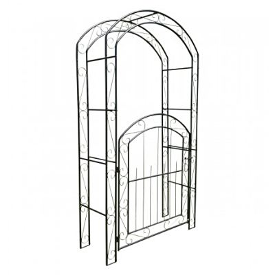 Selections Windsor Garden Arch with Gate