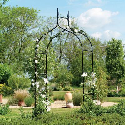 ENGLISH GARDEN ARCHES Metal Garden Arches
